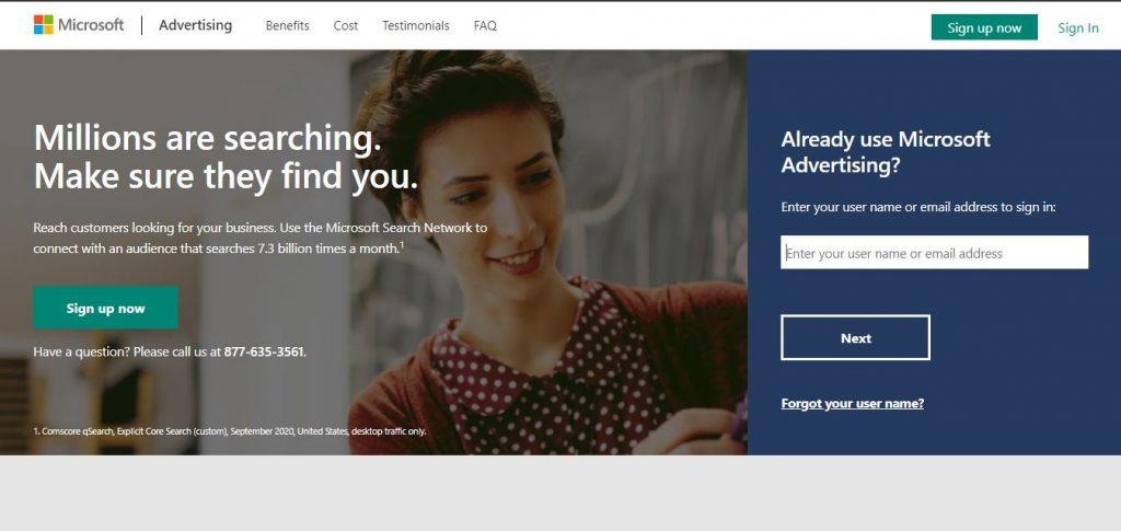 Mobile advertising platform