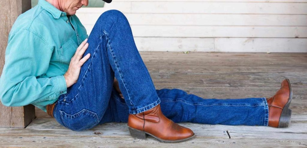 Jeans for Cowboy boots